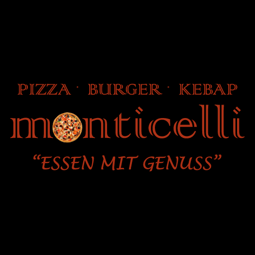Monticelli Pizza Burger Kebap